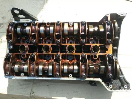 Двигатель Мерседес м111 V-2, 0 на запчасти за 10 000 тг. в Алматы – фото 2
