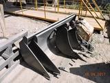 Узкий экскаваторный ковш для экскаватора погрузчика 0… в Алматы – фото 3