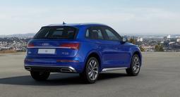 Audi Q5 45 TFSI Quattro 2021 года за 33 592 000 тг. в Алматы – фото 4