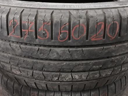 2 летние шины Nokian 275/60/20 за 29 990 тг. в Нур-Султан (Астана) – фото 2