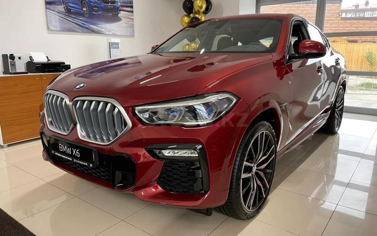 BMW X6 2021 года за 48 700 000 тг. в Уральск