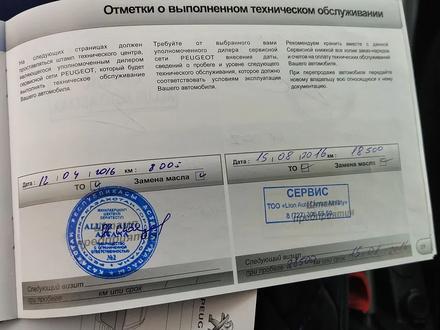 Peugeot 301 2016 года за 3 200 000 тг. в Нур-Султан (Астана) – фото 35