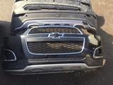 Бампер на Chevrolet Captiva за 2 134 тг. в Шымкент