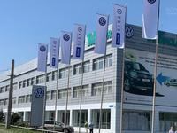 Volkswagen Centre Almaty-Коммерческие автомобили в Алматы