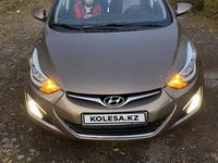 Hyundai Elantra 2014 года за 6 650 000 тг. в Караганда