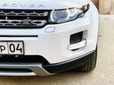 Land Rover Range Rover Evoque 2014 года за 12 900 000 тг. в Актобе – фото 5