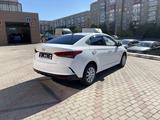 Hyundai Accent 2021 года за 8 230 000 тг. в Караганда – фото 5