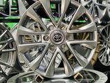 Новые диски 18ти дюймовые на Toyota Prado 120 за 210 000 тг. в Нур-Султан (Астана) – фото 4