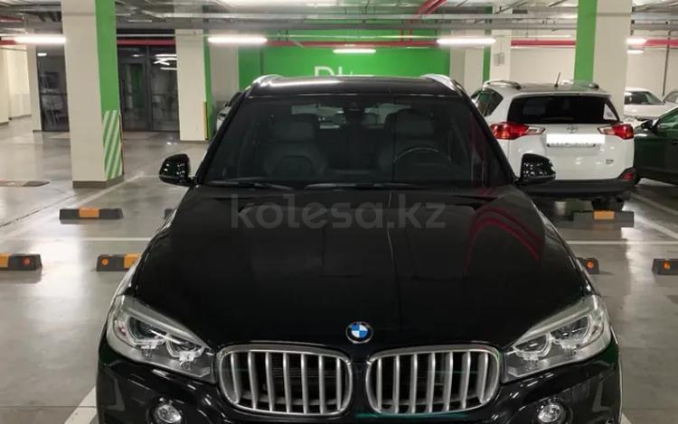 BMW X5 2015 года за 20 290 000 тг. в Нур-Султан (Астана)