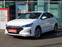 Hyundai Elantra 2019 года за 9 850 000 тг. в Алматы