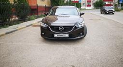 Mazda 6 2016 года за 7 200 000 тг. в Актобе – фото 2