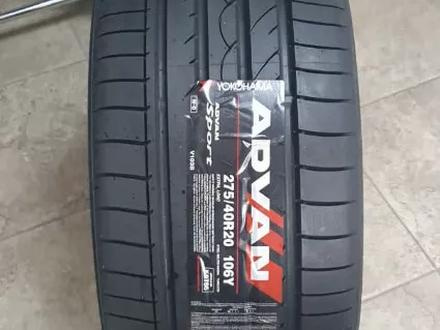275/40r20 — 315/35r20 Yokohama Advan Sport V-103 Japan за 300 000 тг. в Алматы