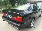 BMW 520 1991 года за 1 300 000 тг. в Уральск – фото 4