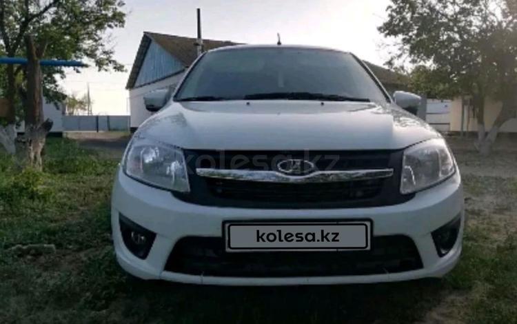 ВАЗ (Lada) 2190 (седан) 2018 года за 2 600 000 тг. в Атырау
