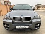 BMW X6 2009 года за 6 000 000 тг. в Алматы – фото 4