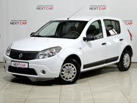 Renault Sandero 2012 года за 2 600 000 тг. в Алматы