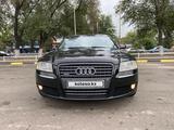 Audi A8 2007 года за 3 950 000 тг. в Алматы