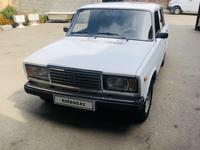 ВАЗ (Lada) 2107 2007 года за 1 250 000 тг. в Алматы