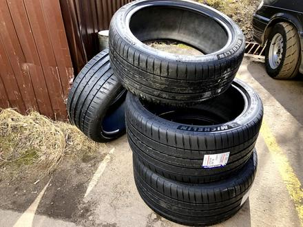 Шины Michelin 245/35/r21 ps4s за 129 000 тг. в Алматы