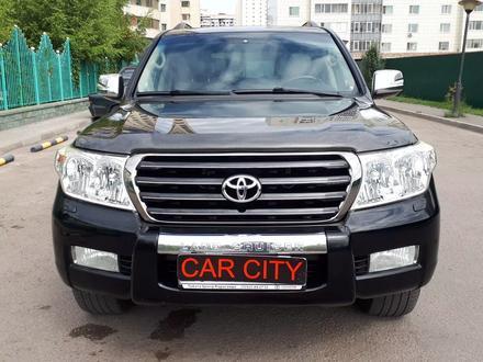 Toyota Land Cruiser 2008 года за 11 100 000 тг. в Нур-Султан (Астана)