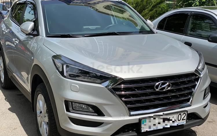 Hyundai Tucson 2019 года за 10 300 000 тг. в Алматы