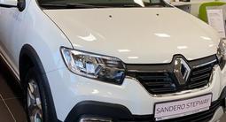 Renault Sandero Stepway 2019 года за 6 500 000 тг. в Актобе