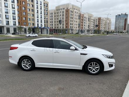 Kia Optima 2014 года за 7 300 000 тг. в Нур-Султан (Астана) – фото 7