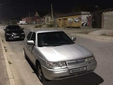 ВАЗ (Lada) 2110 (седан) 2007 года за 1 100 000 тг. в Шымкент – фото 7