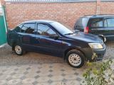 ВАЗ (Lada) 2190 (седан) 2013 года за 1 400 000 тг. в Туркестан – фото 3