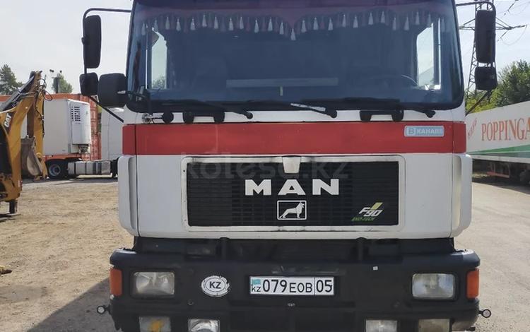 MAN  Командор 2ое поколения 1995 года за 9 000 000 тг. в Талдыкорган