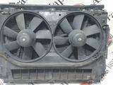 Радиаторы (кассета) + вентилятор Mercedes w140 S CL за 54 705 тг. в Владивосток – фото 2