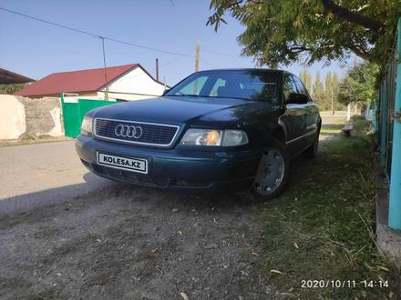 Audi A8 1996 года за 1 700 000 тг. в Алматы – фото 4