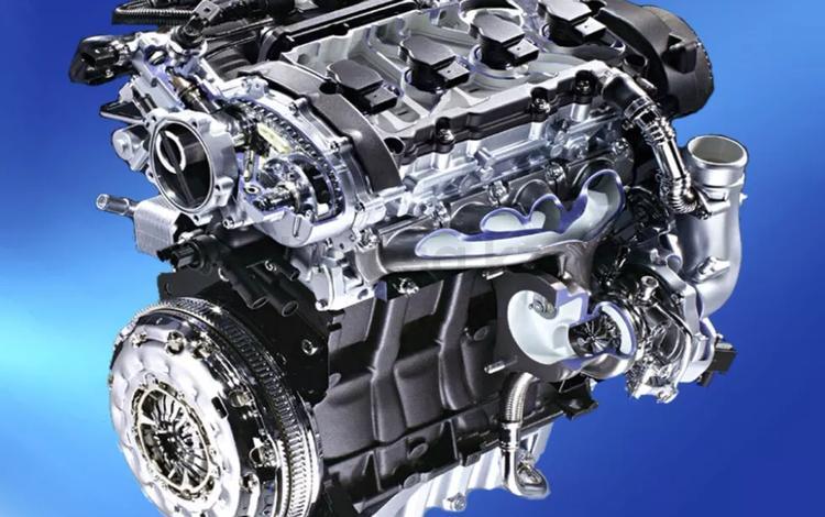 Двигатель в сборе за 99 995 тг. в Нур-Султан (Астана)