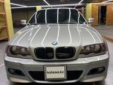 BMW 330 2002 года за 3 700 000 тг. в Алматы – фото 4