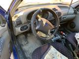 ВАЗ (Lada) Kalina 1118 (седан) 2006 года за 1 100 000 тг. в Усть-Каменогорск – фото 5