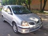 Nissan Almera Tino 2001 года за 2 050 000 тг. в Алматы