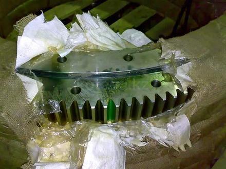 ОПУ Опорно поворотное устройство на Автокран в Актобе – фото 5
