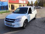 ВАЗ (Lada) Granta 2190 (седан) 2012 года за 1 800 000 тг. в Алматы – фото 4