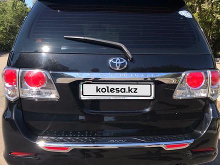 Toyota Fortuner 2014 года за 10 500 000 тг. в Семей – фото 10