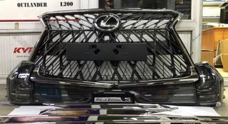 Обвес Black Vision 2019 для Lexus LX570 за 850 000 тг. в Алматы