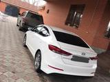 Hyundai Elantra 2017 года за 7 600 000 тг. в Талдыкорган – фото 3
