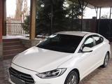 Hyundai Elantra 2017 года за 7 600 000 тг. в Талдыкорган – фото 4