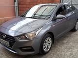 Hyundai Accent 2018 года за 5 600 000 тг. в Тараз – фото 2