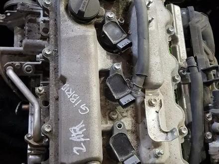 Двигатель на Toyota: Camry 50, rav4 2AR Hybrid за 420 000 тг. в Алматы
