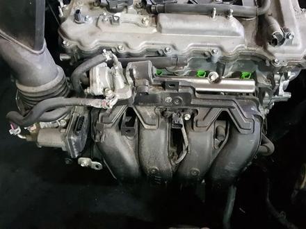 Двигатель на Toyota: Camry 50, rav4 2AR Hybrid за 420 000 тг. в Алматы – фото 3