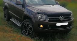Volkswagen Amarok 2012 года за 6 900 000 тг. в Нур-Султан (Астана)