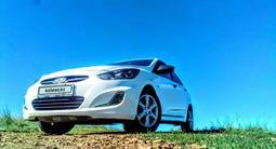 Hyundai Accent 2014 года за 3 850 000 тг. в Караганда – фото 2