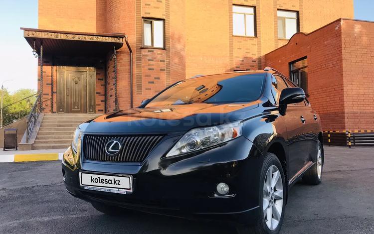 Lexus RX 350 2011 года за 7 999 999 тг. в Петропавловск