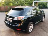 Lexus RX 350 2011 года за 7 999 999 тг. в Петропавловск – фото 4