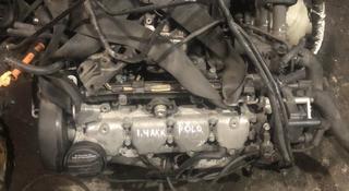 Двигатель на Фольксваген поло 1.4 AKK за 180 000 тг. в Караганда